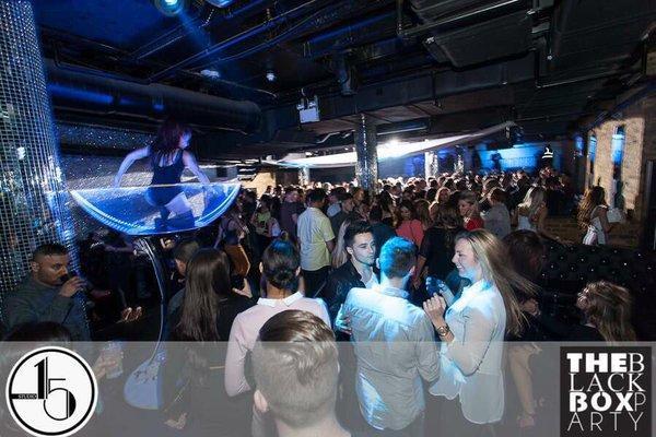 Nightclubs in windsor