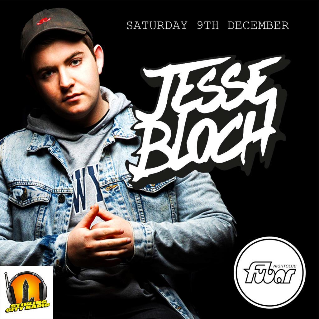 Fubar Saturday presents Jesse Bloch