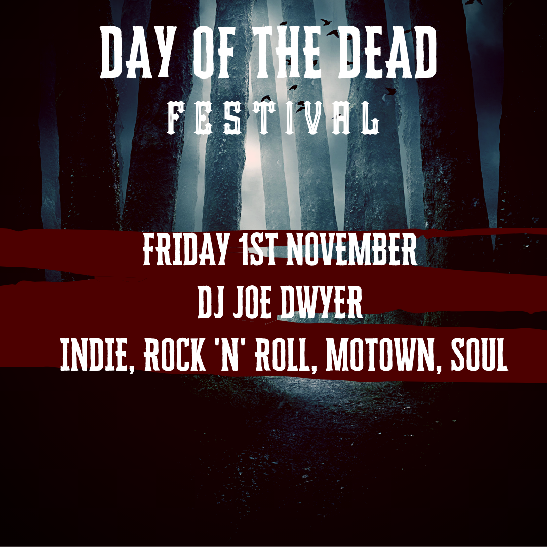 DAY OF THE DEAD X NOTTING HILL